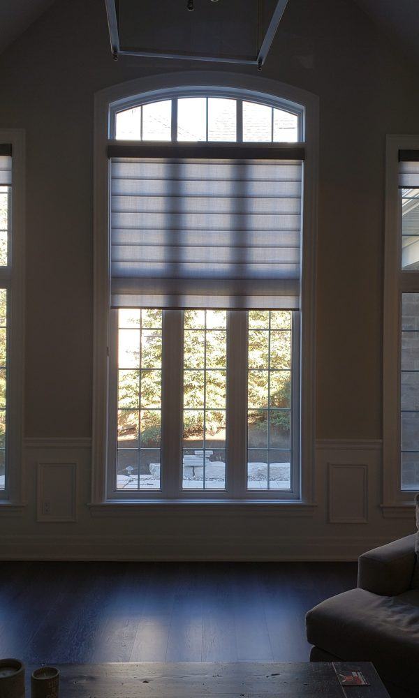 Roller shades available